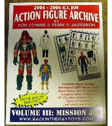 Action Figure Archive Volume 3 2004-2006
