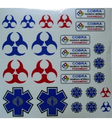 Custom decal sheet E