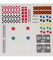 Custom decal sheet G