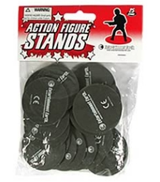 Action Figure Stands - Modern Style