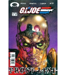 GI Joe Frontline comic #2 Image
