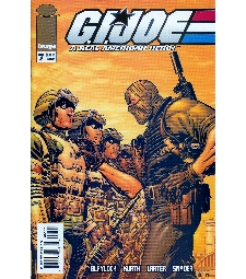 GI Joe comic #7 Image