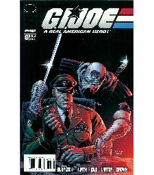 GI Joe comic #8 Image