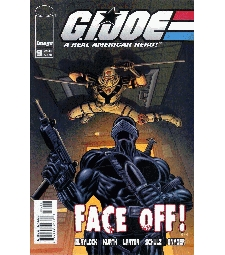 GI Joe comic #9 Image