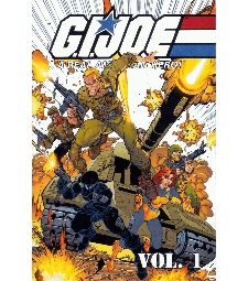 GI Joe Marvel Comic TPB Vol 1