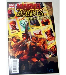 Marvel Zombies vs Army of Darkness #1 NM/M